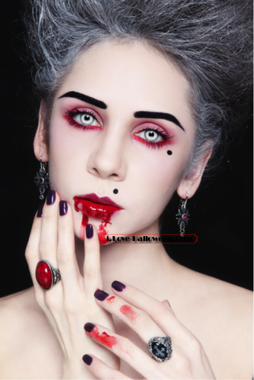 halloween-colored-contacts-makeup (1)