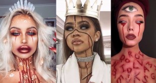 Top 15 Easy Halloween Makeup Tutorials