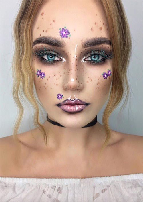 Fairy Halloween Makeup