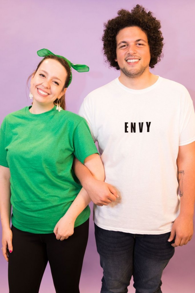 Green With Envy Halloween Costume