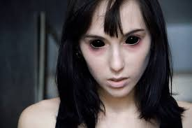 Black Sclera Contacts (1)