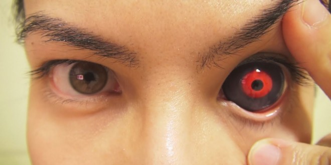 Tokyo Ghoul Sclera Contacts