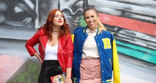 Betty and Veronica from 'Riverdale' Halloween Costume