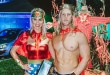 Wonder Woman and Thor