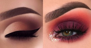 15 Glamorous Eye Makeup Ideas